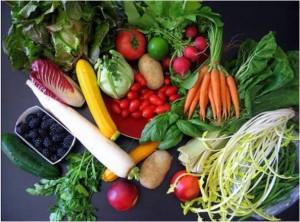 Los alimentos orgánicos suman vida y salud