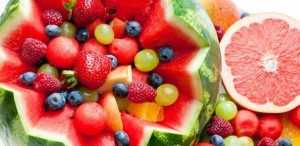 Frutas para hidratarse este verano
