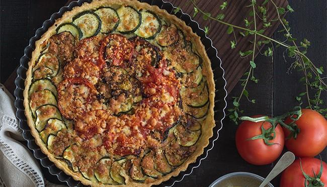 Dos deliciosas recetas de verduras y frutas