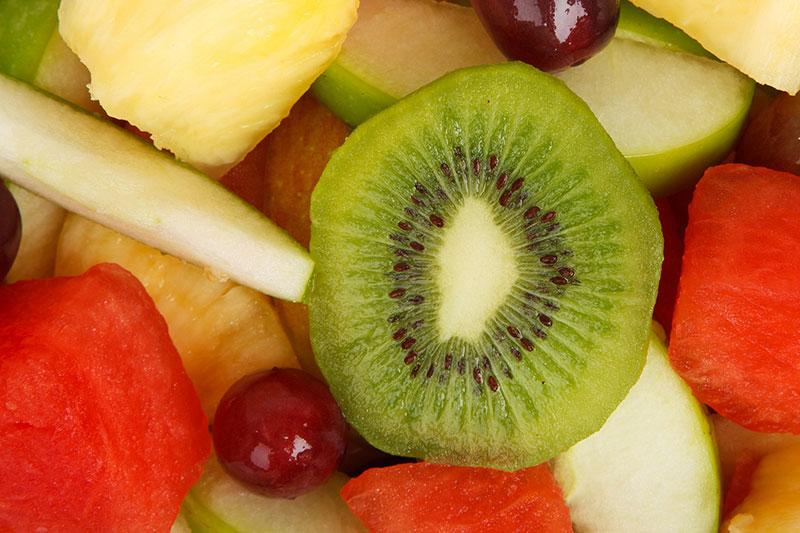 mejores macedonias frutas verano